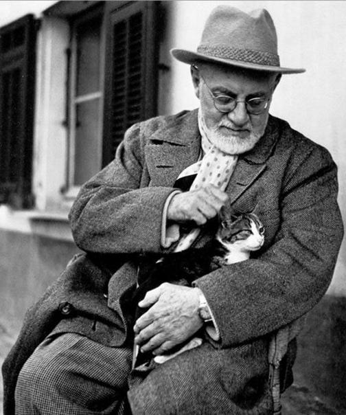 Всемирно известные коты и их талантливые художники