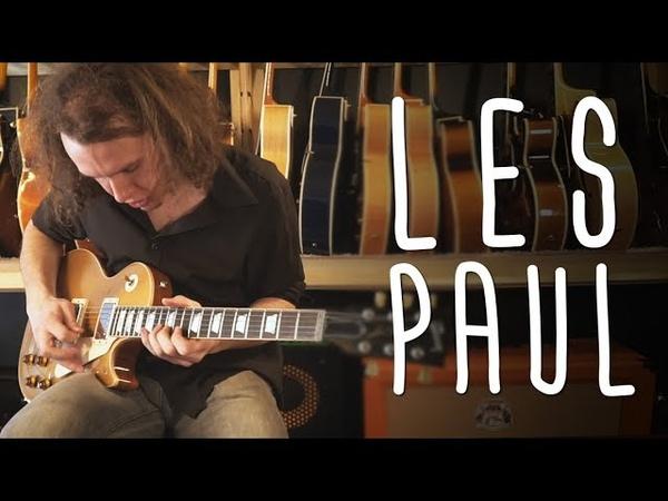 В чём кайф Les Paul'ов | gitaraclub.ru