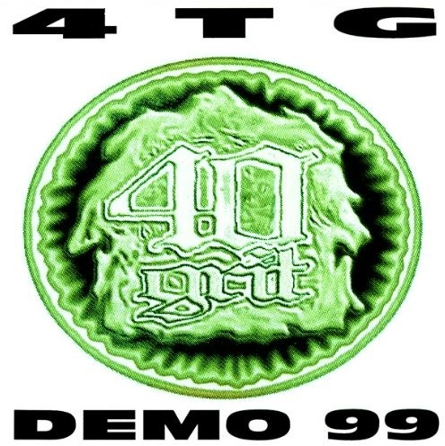 40 Grit - Demo 99-cover