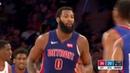 Detroit Pistons vs New York Knicks : April 10, 2019