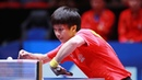 2019 ITTF WC R16 Lin Gaoyuan vs Jeoung Youngsik highlights(Настольный теннис Чемпионат мира)