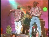 Kurtis Blow AJ Scratch, If I Ruled The World, Basketball, The Breaks (Appollo Theatre 1990