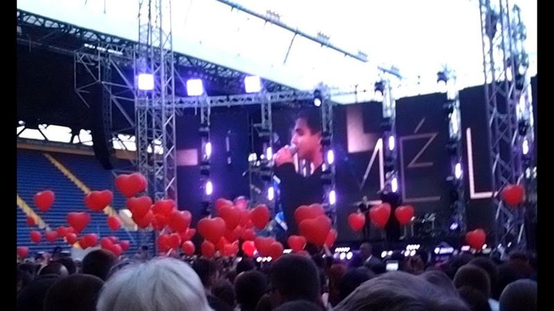 MELOVIN — Wonder Short Acoustic   07 June 2019. Kharkiv, Metalist