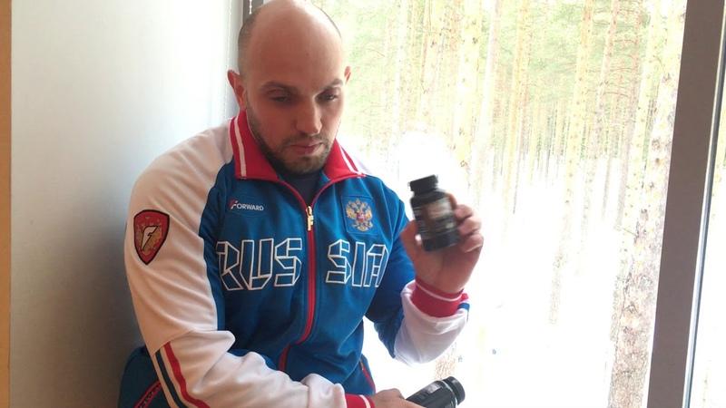 Экдистерон от Frog Tech. Отзыв 10-ти кратного чемпиона России, МСМК по пауэрлифтингу