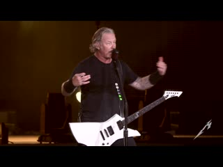 Metallica sad but true (moscow, russia july 21, 2019)