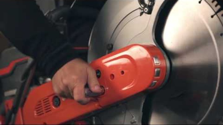 How to tension the belt on your Husqvarna K 970 power cutter