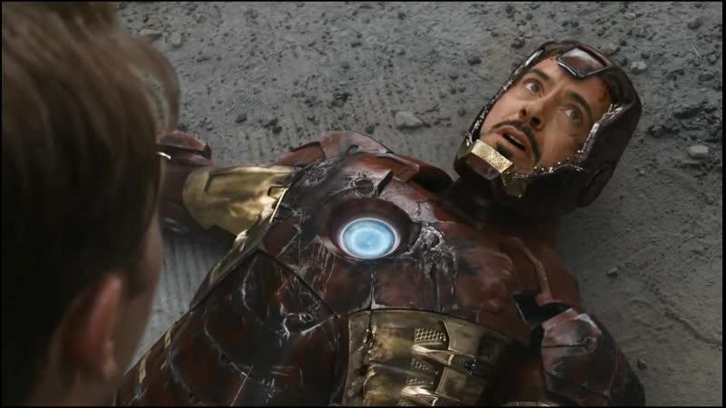 MU Fragments «Мстители» - Тони Старк жертвует собой.