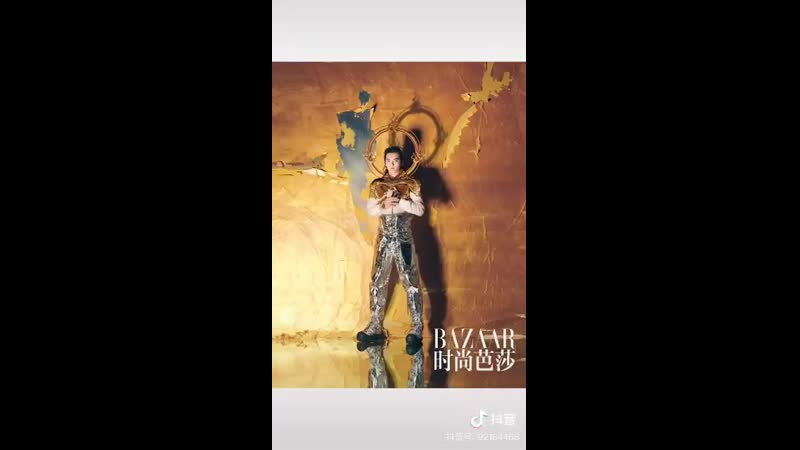 190618 Wu Yi Fan @ Harper's Bazaar Tiktok Update