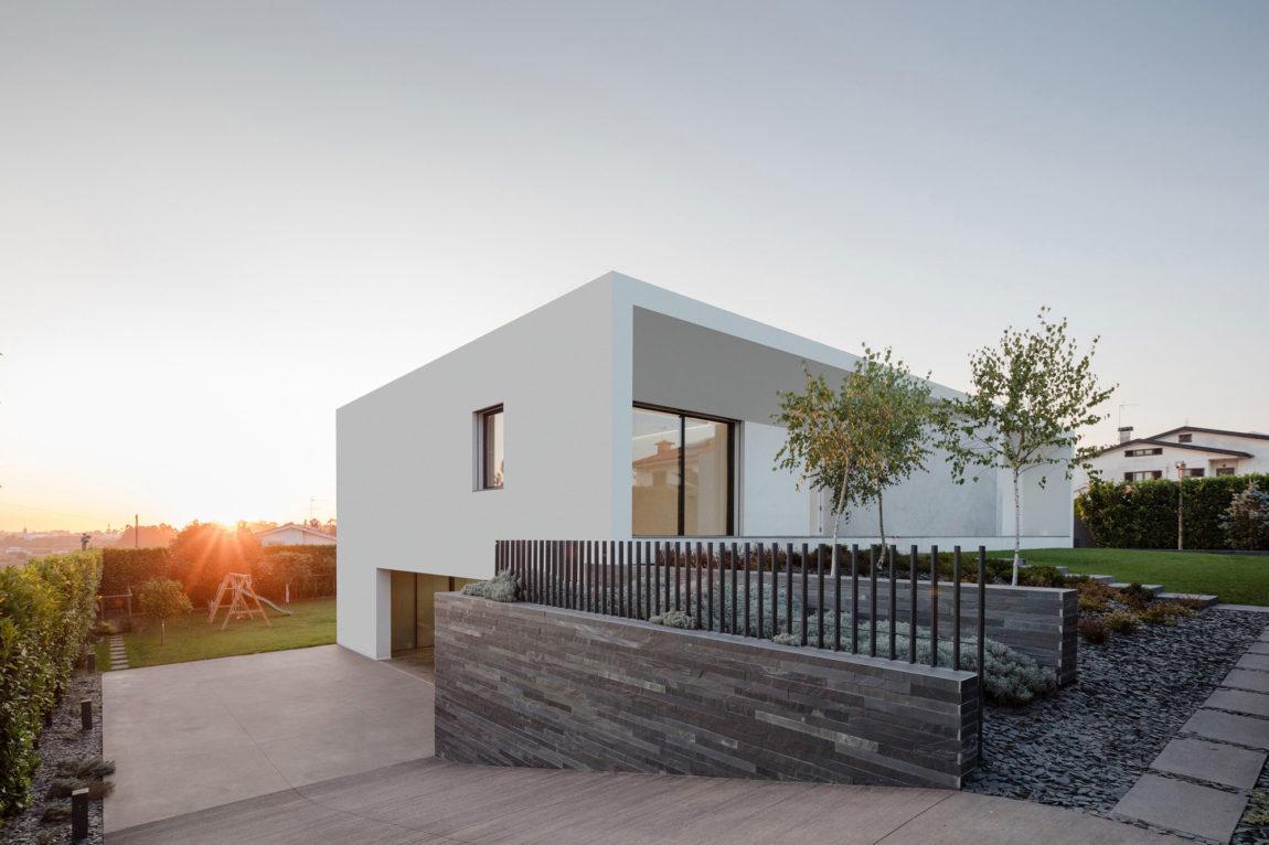 Частный дом в Португалии