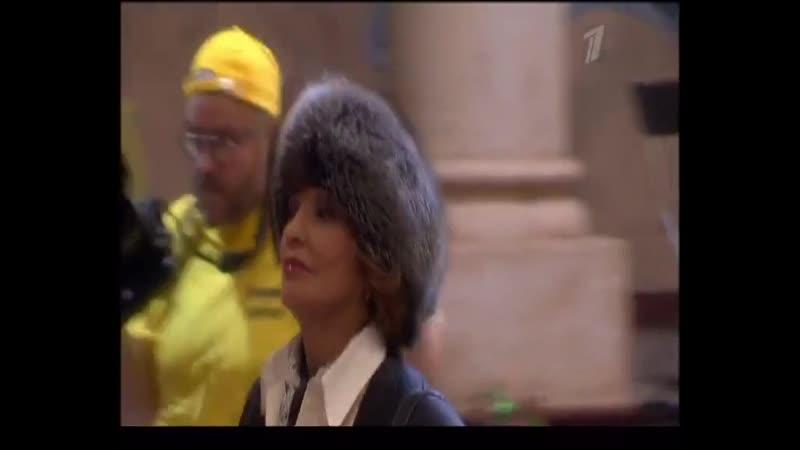 Ольга Остроумова в фильме «Карнавальная ночь 2, или 50 лет спустя» (2006) [1]