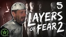 WHY IS THE RING GIRL Layers of Fear 2 Part 5 Let's Watch