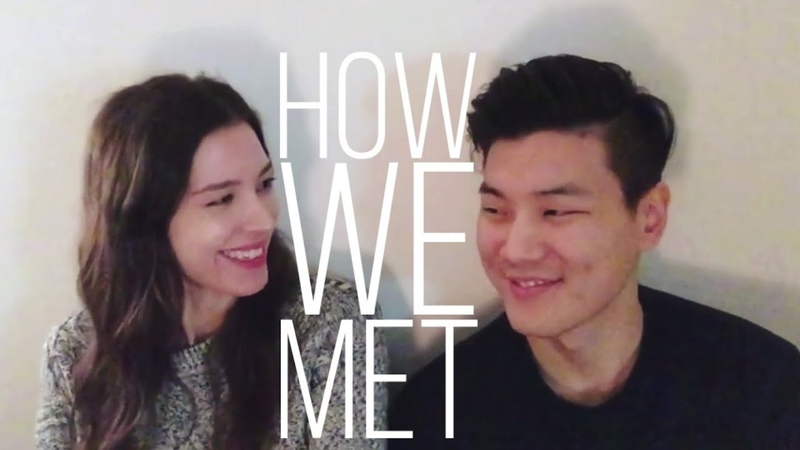 AMWF: How We Met in Korea 캐나다 아내를 만난 과정 (자막 CC)