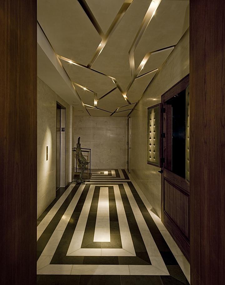 30 необычных идей для крутых потолков