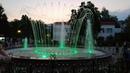 Цветной фонтан Миргород курорта