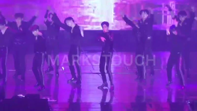 [KEEP SPINING] 190615 GOT7 - Stop Stop It (remix) @ Мировой тур GOT7 «Keep Spinning» в Сеуле D-1