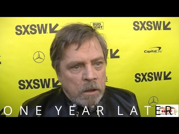 The other 70 times Mark Hamill subtly bashed last jedi disney and more