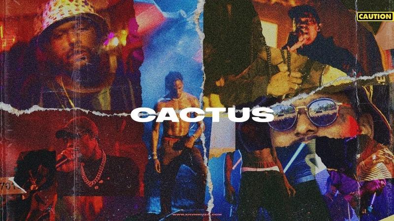 Travis Scott x Schoolboy Q Type Beat 2019 • CACTUS • New Instru Rnb Trap Rap Instrumental Beats