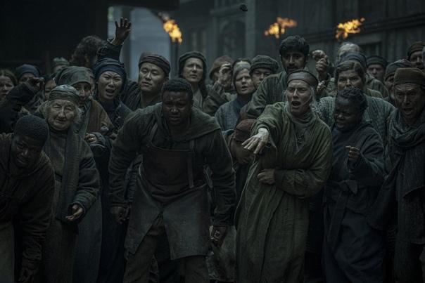 Пачка кадров фэнтези-сериала «Ведьмак» от Netflix