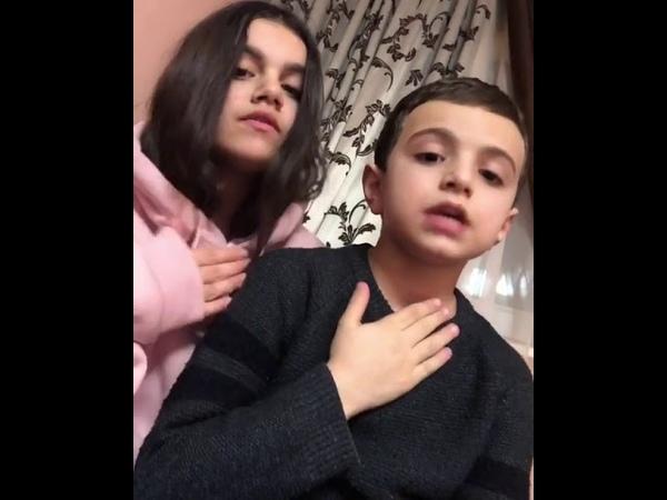 Rauf Faik - детство (кавер Anahit and Borya Adamians)🇦🇲😍
