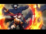 Fairy Tail ТВ 3 32 серия Озвучили OVERLORDS &amp Ruri &amp Sati &amp Zendos &amp Xelenum Сказка о хвосте феи 3 сезон 32