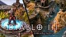 Diablo 3 Создание реалистичной диорамы с варваром часть 1