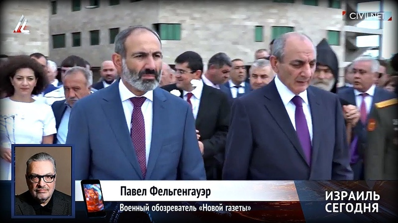 Армения готовится к войне в Нагорном Карабахе