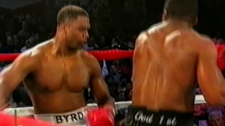 Ike Ibeabuchi vs Chris Byrd (Ибеабучи - Берд). Гендлин.
