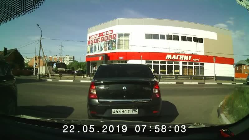 погоня ДПС Орехово-Зуево