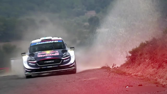 WRC Rally Catalunya Spain 2018 - HIGHLIGHTS. Slow Magic - Wildfire (Mielo Remix)