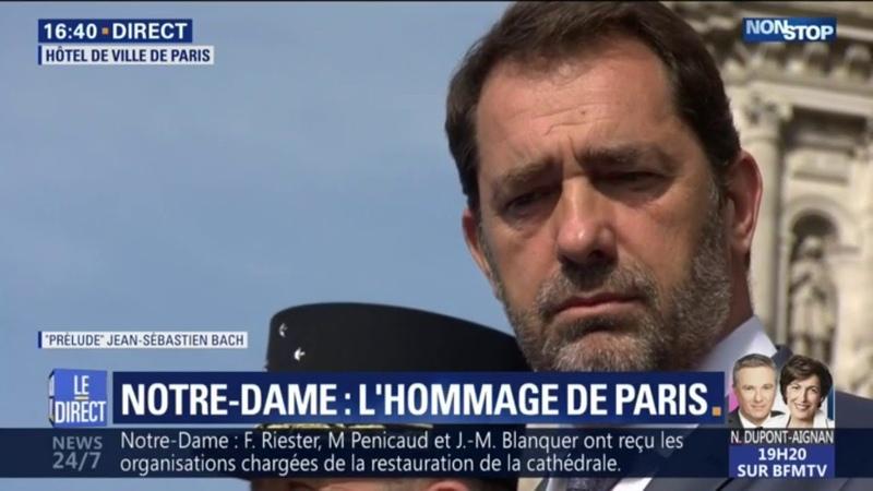 Hommage à Notre-Dame : Nicolas Lormeau lit Victor Hugo