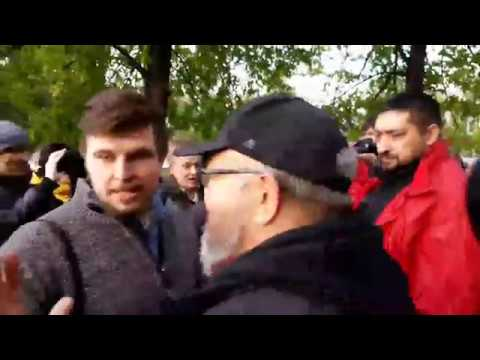 Из Москвы в Екатеринбург прибыли прокремлевские боевики-титушки для подавления митинга за сквер!