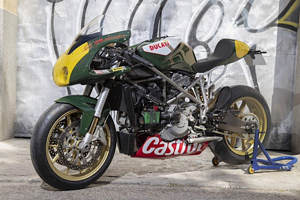 XTR Pepo: кастом Ducati 999