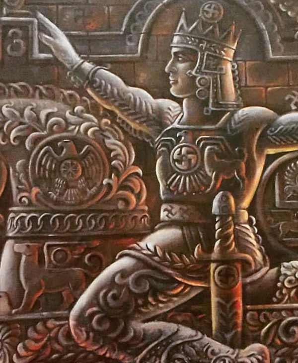 Царь Тигран