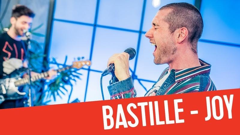 Bastille - Joy | Live bij Q