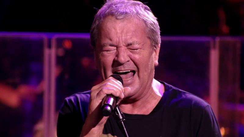 Ian Gillan Strange Kind Of Woman Live from Moscow Contractual Obligation out on July 26