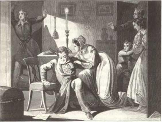 КИНЖАЛ ПРОВИДЕНИЯ В РУКАХ ФАНАТИКА 23 марта 1819 года в городе Мангейм был зарезан немецкий писатель и российский дипломат Август Фридрих Фердинанд фон Коцебу. Убийство совершил студент Карл