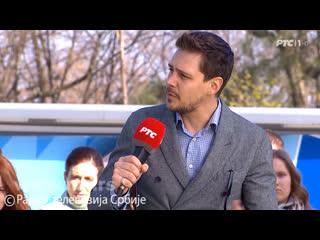 Biković: Događaje poput bombardovanja treba iskazati kroz kulturu