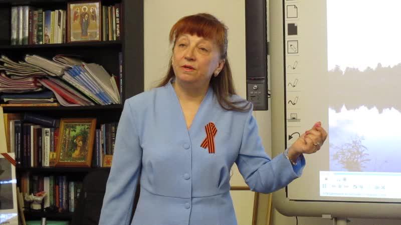 Тамара Иванова о родителях