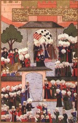 Нурбану-султан, накрывшая подолом всю Османскую империю