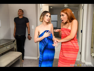Brazzers my girlfriend's girlfriend / joseline kelly, kristen scott & xander corvus