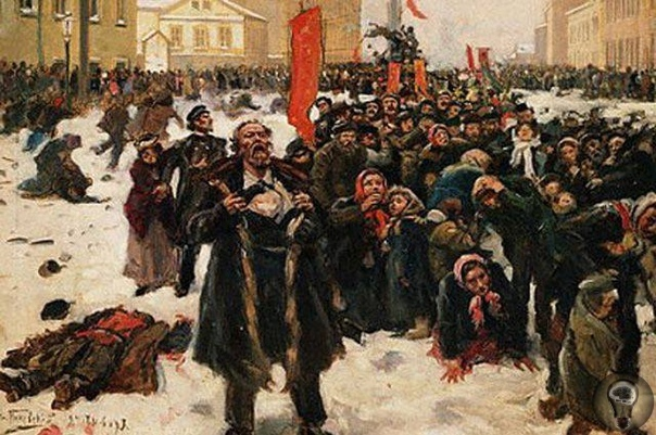 Так за что же расстреляли Что же хотел просить народ у царя 9-ого января 1905 года, и за что просящие были расстреляны. Многие ещё знают и помнят о Кровавом Воскресенье 1905 года, о разгоне