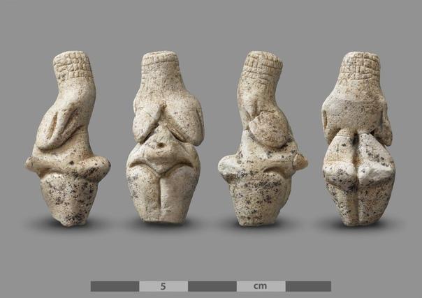 Во Франции обнаружили статуэтку «палеолитической Венеры»