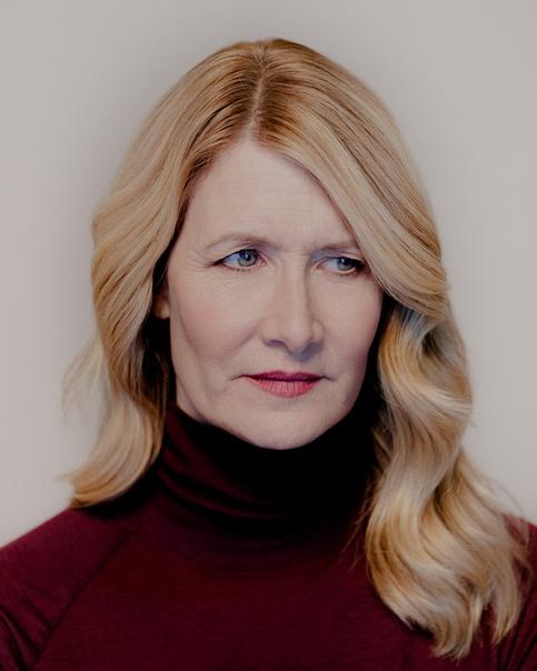 Лора Дёрн, одна из главных претенденток на «Оскар» за «Лучшую женскую роль второго плана», для The Wall Street Journal enedict
