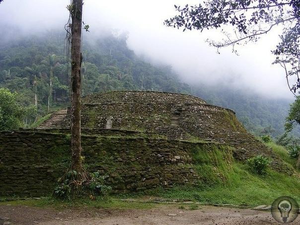 Сьюдад-Пердида «Затерянный город», таинственная Буритака (Теюн). Сьюдад-Пердида - это разрушенный древний город в Сьерра Невада, Колумбия, который, согласно легенде, был основан в 800 г до н.э.