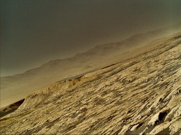 Последнее фото поверхности Марса от NASA Curiosity Rover