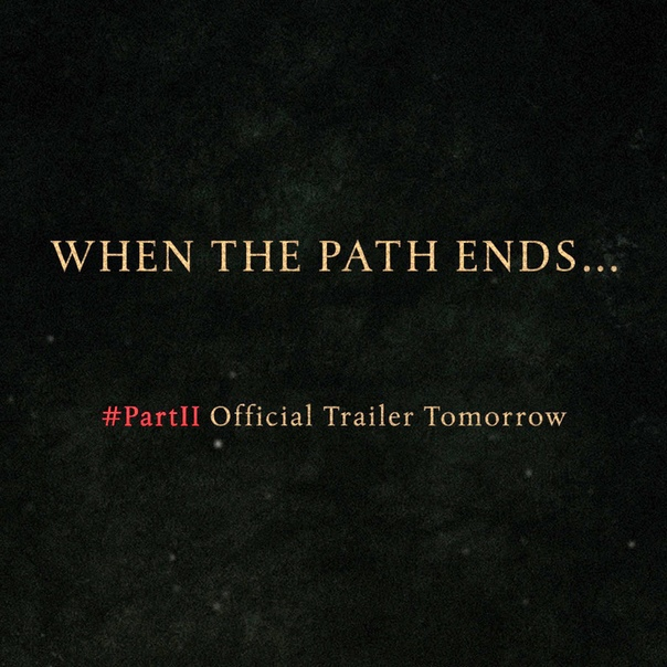 Первый полноценный трейлер хоррора «Тихое место: Часть II» выйдет завтра