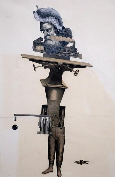 « одного шедевра». «Изысканный труп» (Cadavre exquis). Андре Бретон, Ив Тангу, Жаклин Ламба», Год создания: 1938