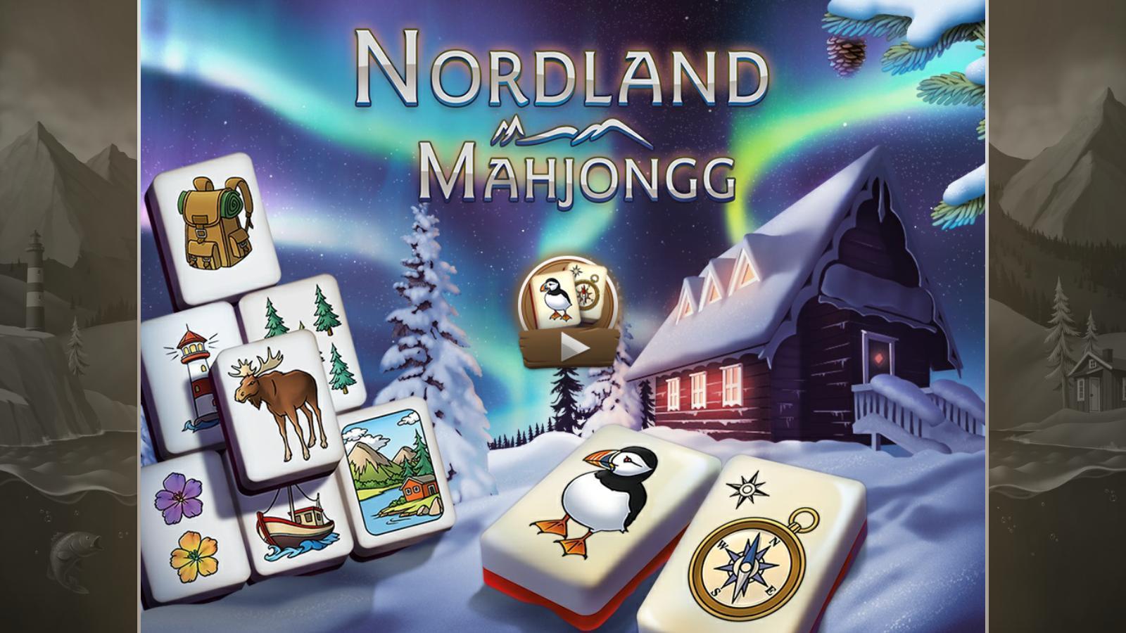 Маджонг Северная земля | Nordland Mahjongg (En)
