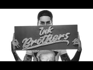 Где cделать тату в санкт-петербурге? забитые х ink brothers