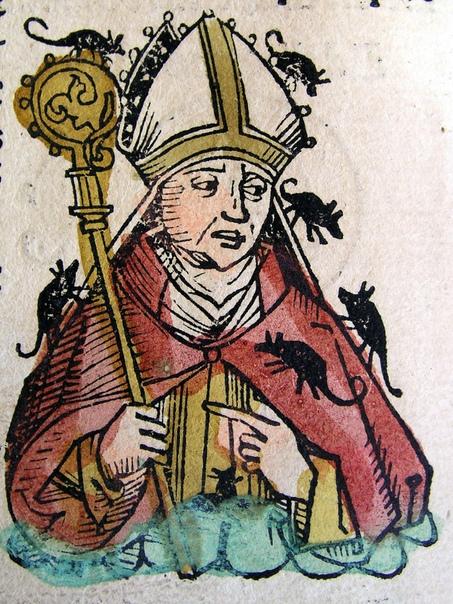 ЕПИСКОП ГАТТОН: ПРАВДА И ЛЕГЕНДЫ Баллада Жуковского «Суд божий над епископом», как и некоторые другие его произведения, не является полностью авторской. Это литературный перевод стихотворения